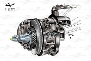 Fokus auf Details: Das Geheimnis der neuen Mercedes-Bremsen