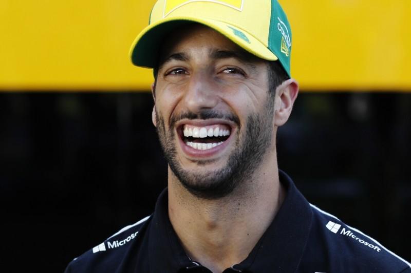Netflix, rappen und Co.: Was Daniel Ricciardo in der Corona-Isolation treibt