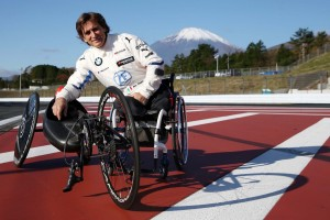Paralympics in Tokio erst 2021: Zanardi trotzdem am Start?