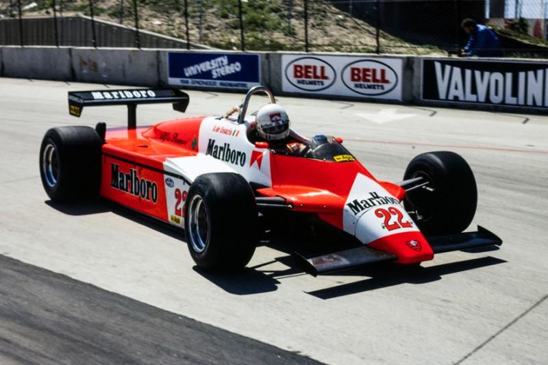 Heute vor 38 Jahren: Als Verkehrsrowdy Andrea de Cesaris die Führung verlor