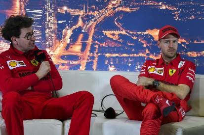 """Ferrari: Sebastian Vettel """"weiß, dass er Leistung liefern muss"""""""