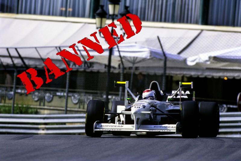 Verbotene Formel-1-Innovationen: Die X-Wings von Tyrrell