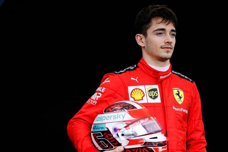 Formel-1-Fahrer Charles Leclerc: Wie ihn Ferrari Geduld lehrte