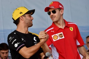 Daniel Ricciardo: Wie er Fragen über einen Wechsel zu Ferrari ausweicht