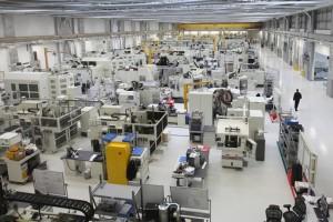 Mercedes-Motorenfabrik für Kampf gegen Corona umfunktioniert