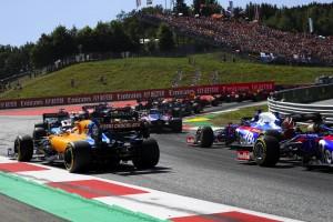 Formel 1 mit Notfallplan: Doppel-Rennen in Österreich?
