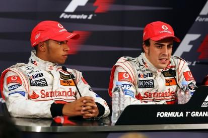 McLaren-Wechsel 2007: Briatore warnte Alonso vor Dennis und Hamilton