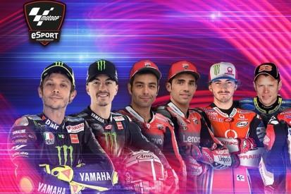 MotoGP virtuell: Valentino Rossi beim zweiten #StayAtHomeGP dabei