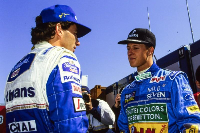 Di Montezemolo: Ferrari-Paarung Senna-Schumacher hätte nicht funktioniert