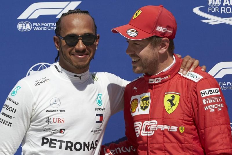 Ex-Teamkollege: Vettel ein vollständigerer Fahrer als Hamilton
