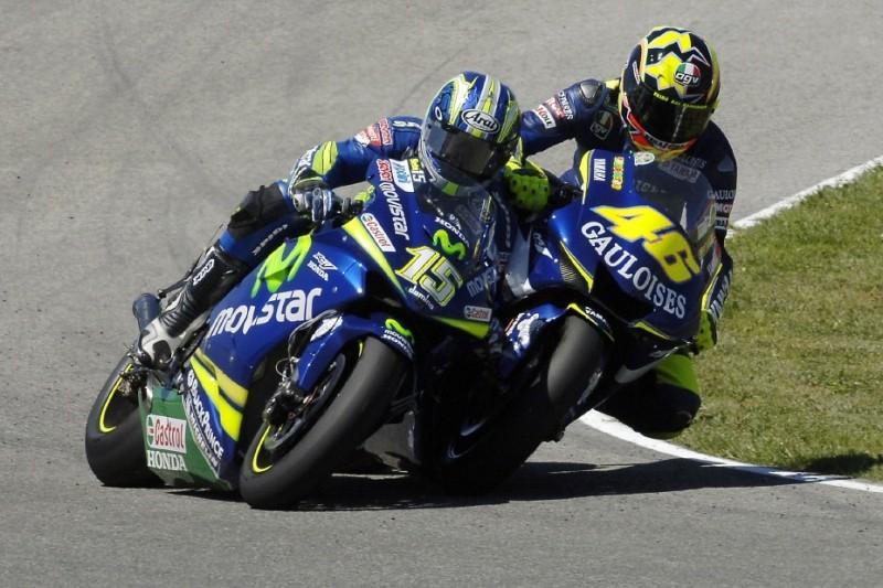 Sete Gibernau: Rossi-Rempler in Jerez 2005 hat Präzedenzfall geschaffen