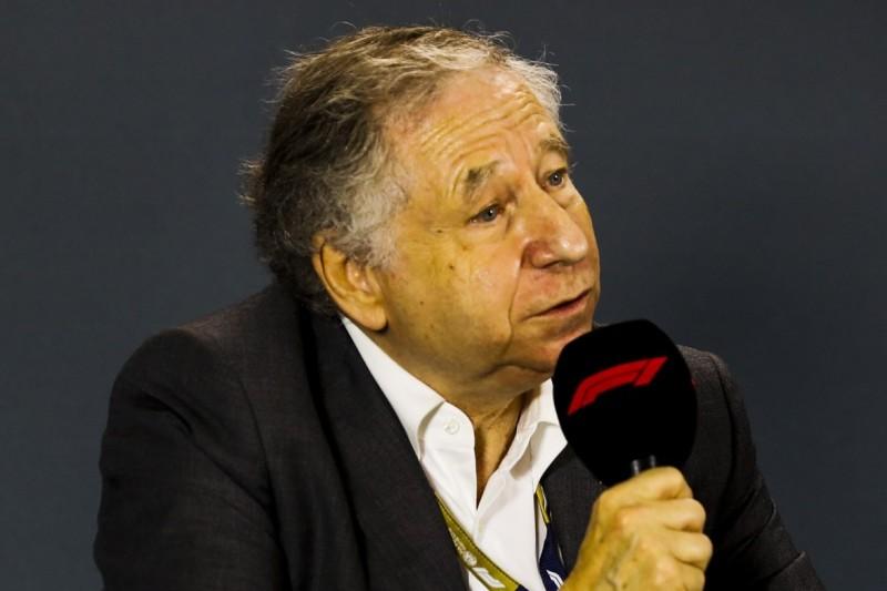 Todt wehrt sich gegen Kritiker: Niemand wollte gegen Ferrari protestieren!