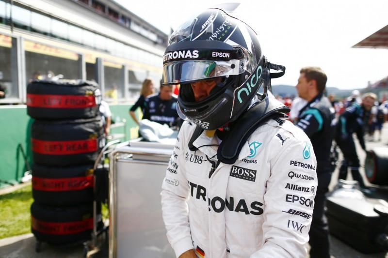 Nico Rosberg: Grand-Prix-Start ist wie die Geburt eines Kindes