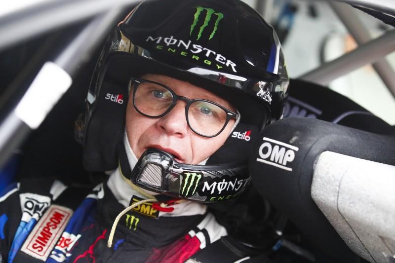 Gespräche mit zwei Herstellern: Petter Solberg will eigenes WRC-Team