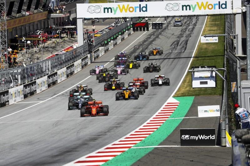 """Österreichs Sportminister hält Formel-1-Rennen in Spielberg """"für vorstellbar"""""""