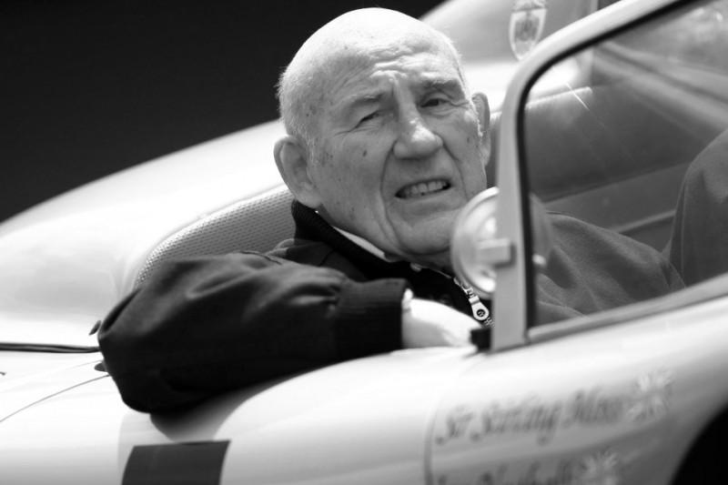 Mit 90 Jahren verstorben: Formel-1-Welt trauert um Stirling Moss