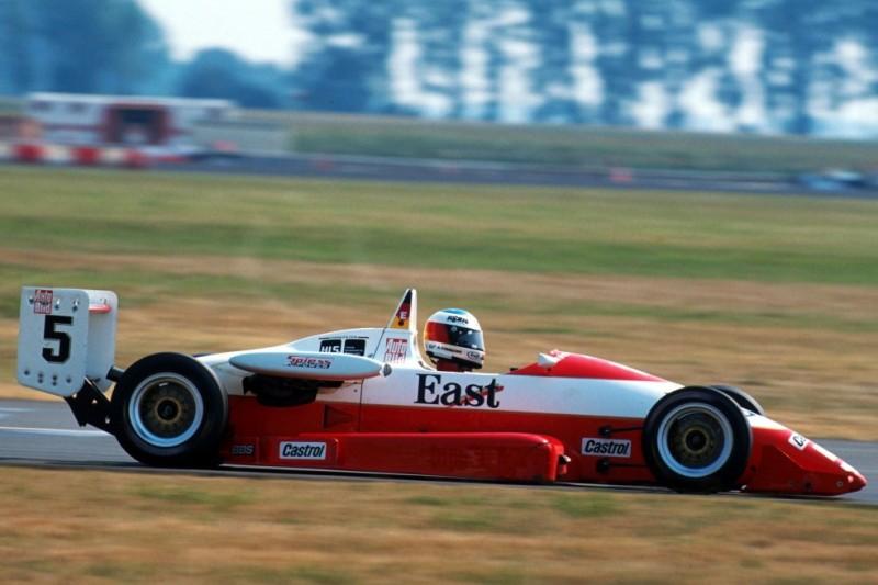 Michael Schumachers Formel-3-Bolide wird verkauft