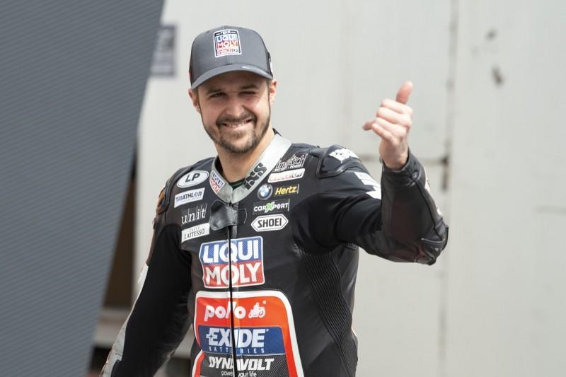 Einmal MotoGP und zurück: Wie Moto2-Pilot Tom Lüthi heute darüber denkt