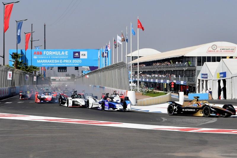 """Formel E will Saison 2019/20 mit """"fünf, sechs"""" weiteren Rennen zu Ende fahren"""