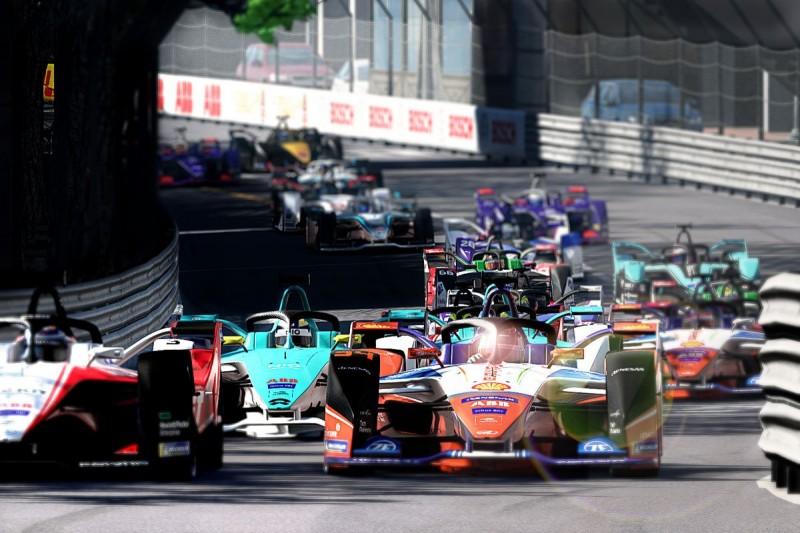 Mit UNICEF und Motorsport Games: Formel E startet zwei E-Sport-Serien