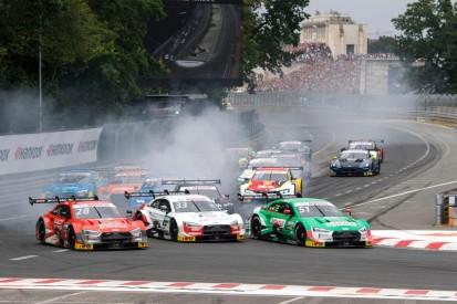 Veranstaltungsverbot in Deutschland und Belgien trifft DTM