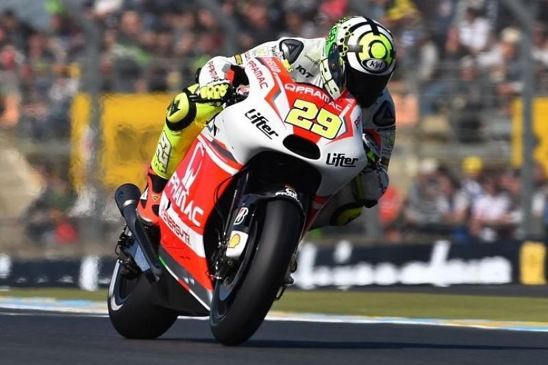 Iannone-Rückkehr zu Pramac-Ducati? Teamchef will nichts ausschließen