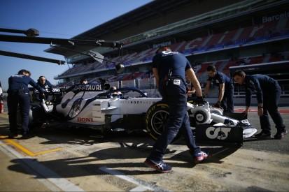 Bis 1. Mai: Formel-1-Team AlphaTauri weitet Fabrik-Shutdown aus