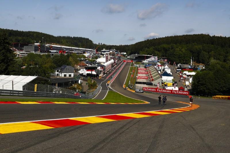Corona-Regelung: Belgien-Grand-Prix 2020 in Spa ausgeschlossen?