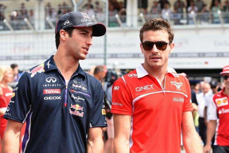 """Ricciardo: Leclerc ist """"die verspätete Version von Bianchi"""" bei Ferrari"""