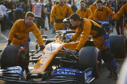"""Project Pitlane"": Wie sich McLaren in der Coronakrise engagiert"
