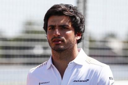 Fitness: Carlos Sainz graut es vor Formel-1-Saisonauftakt in Singapur