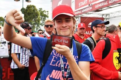 """Ein zweites Australien wäre eine """"Katastrophe"""" für die Formel 1"""
