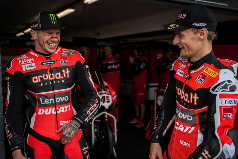 Chaz Davies: Scott Redding sorgt bei Ducati für eine gute Atmosphäre