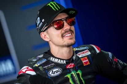 MotoGP-Kalender ohne Pausen stellt für Maverick Vinales kein Problem dar
