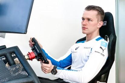 Vor Auftakt zur virtuellen Formel E: Günther gewährt private Einblicke