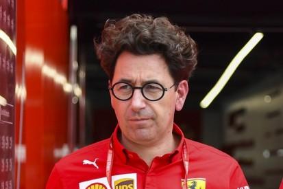 """Budgetobergrenze: Ferrari warnt vor """"emotionalen"""" Schnellschüssen"""