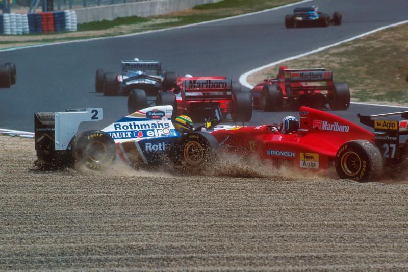 Wie Sennas frühes Pazifik-Aus seine Skepsis über Benetton nährte
