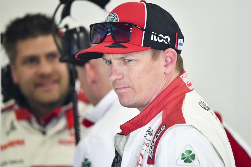 """Kimi Räikkönen: E-Sport und Simulator lassen den """"Iceman"""" kalt"""