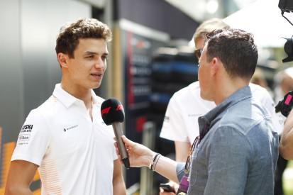 """Norris über McLaren-Maßnahmen: """"Müssen an die Zukunft denken"""""""