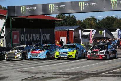 Rallycross-WM verschiebt Elektrifizierung der Serie in das Jahr 2022