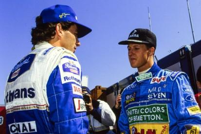 Eddie Jordan: Weder Schumacher noch Senna der beste Fahrer aller Zeiten!