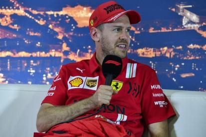 """Vettel über Geisterrennen: """"Niemand mag es, vor leeren Tribünen zu fahren"""""""