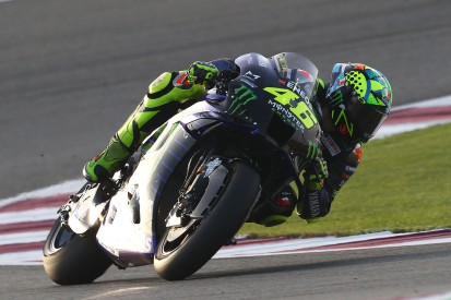 Arbeit am Fahrstil nötig: Nur Rossi bei Yamaha mit starkem Reifenverschleiß