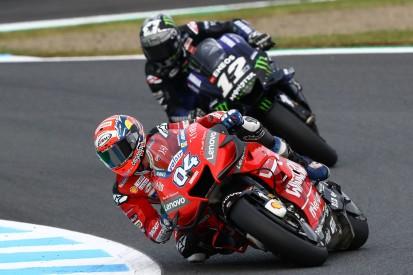 Yamaha vs. Ducati: Harmoniert die Desmosedici besser mit Vinales' Fahrstil?