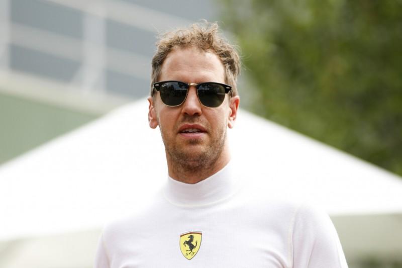 Sebastian Vettel: Egal ob es Ferrari schadet oder nicht