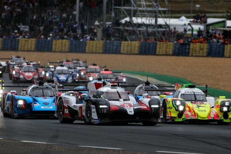 Ausweichdatum: 24h Le Mans im Oktober oder November möglich