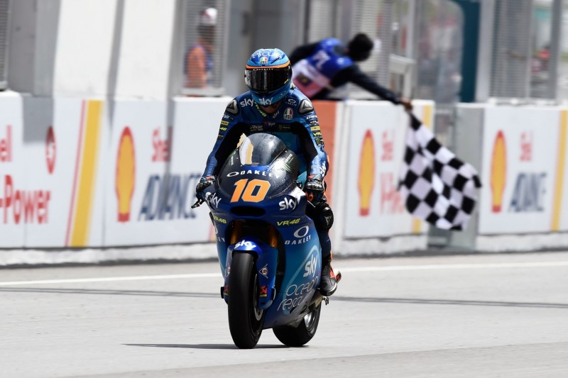 Rossi-Bruder Marini erinnert sich an sein bestes und schlechtestes Rennen