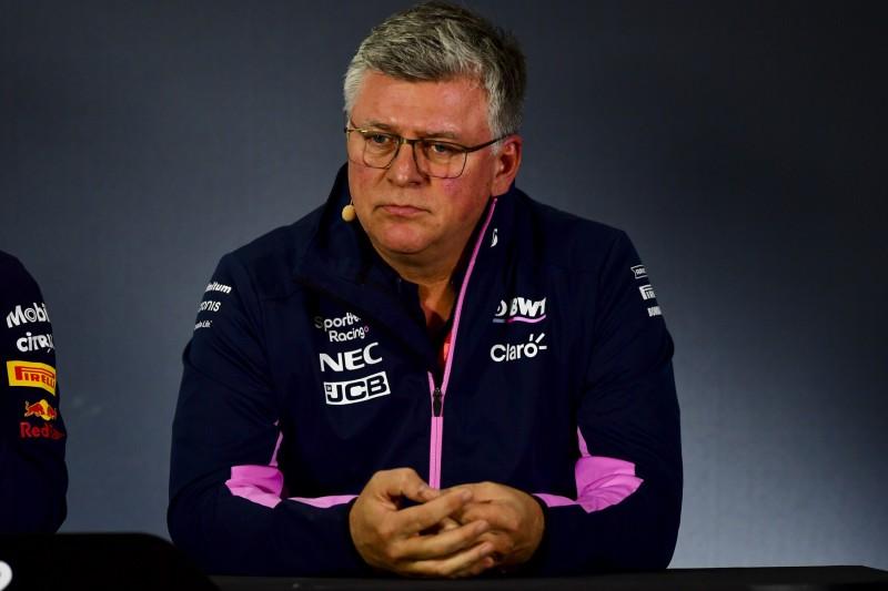 Racing-Point-Teamchef: Formel 1 hätte sicher in Australien fahren können