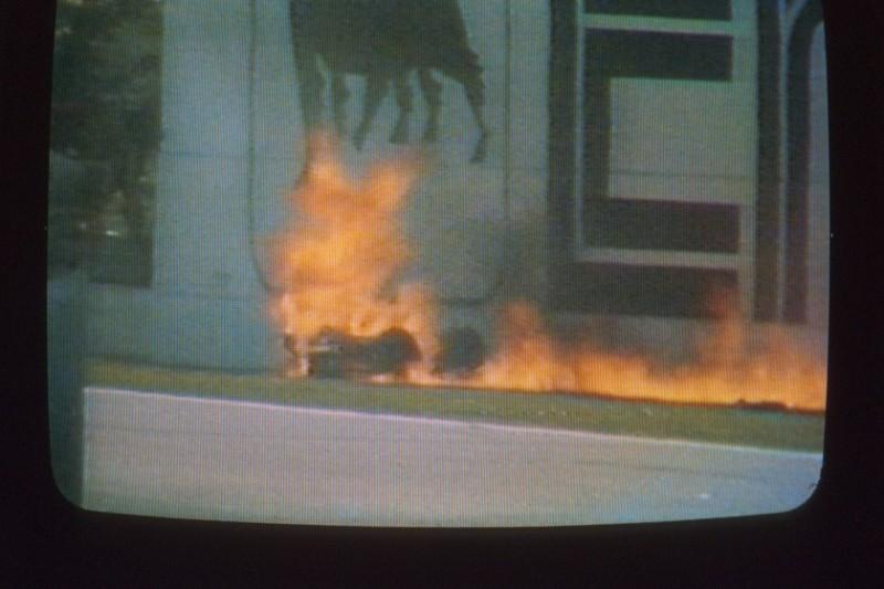 Imola 1989: Was die Formel 1 aus Bergers Feuerunfall gelernt hat