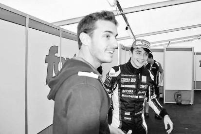 Charles Leclerc: Bianchi hätte Ferrari-Cockpit mehr verdient als ich